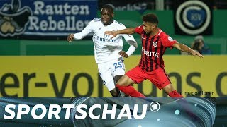 DFB-Pokal: Wehen Wiesbaden gegen Hamburger SV - die Highlights | Sportschau