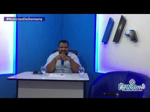 Programa Notícias da Semana entrevista com Ver. Ismael Souto