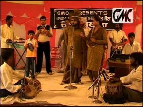 Hakam Bakhtariwala and Daljeet Kaur-chautha akhara