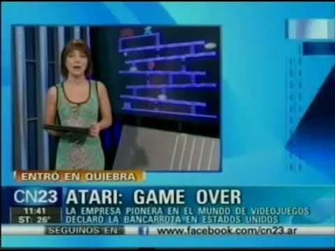 Download Atari Game Over