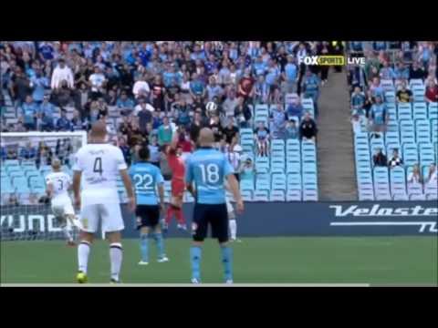 Brett Emerton goals for Sydney FC - compilation