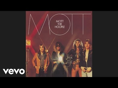 Mott The Hoople - All the Way from Memphis (Audio)