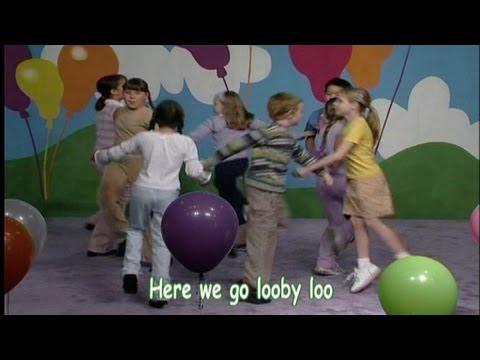Here We Go Looby-Loo- Kidzone