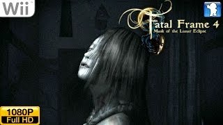 Fatal Frame IV - Wii Gameplay 1080p (Dolphin GC/Wii Emulator)