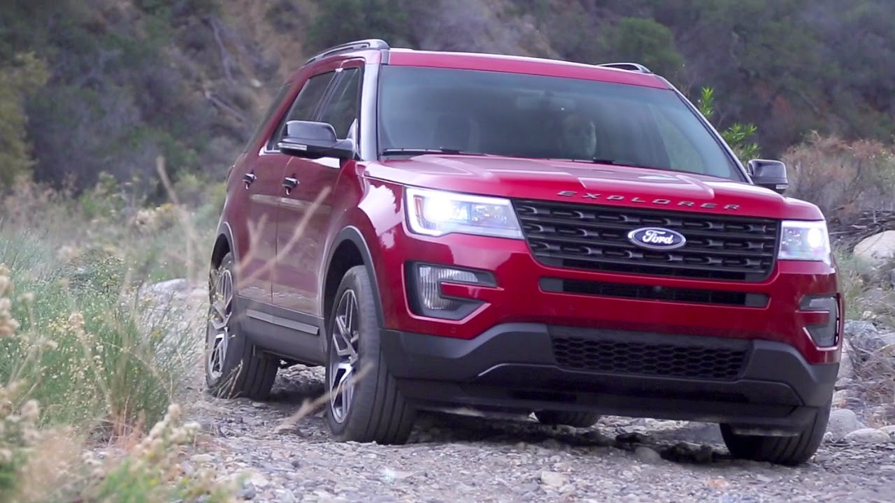 2016 ford explorer review and road test youtube