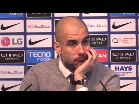 Manchester City 2-1 Swansea - Pep Guardiola Full Post Match Press Conference