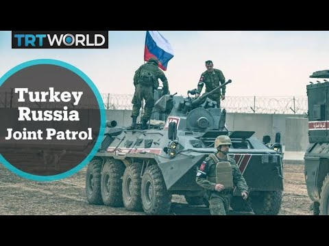 Turkey, Russia end first joint patrol in northern Syria – Turkey's Border Security