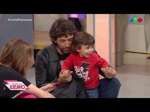 Felix, El Hijo De Gustavo Conti Se Robó El Perro De Vero - Cortá Por Lozano 2019