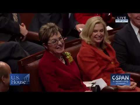 Speaker Ryan and Leader Pelosi honor Kaptur as longest serving woman in House history