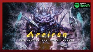 Erik Ekholm (feat. Morbid Fears) - APEIRON [ Epic Cyber Metal ] Official Video