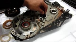 Transmission Rebuild - 1987 Buick Park Avenue Coupe - Part 2 Teardown and problem diagnosis...