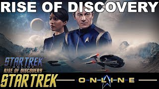 Star Trek Online - Rise of Discovery Introduction