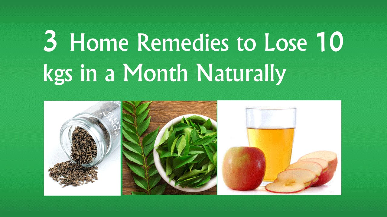 Home Remedies to Lose Weight Fast without Exercise | Lose ...