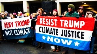 Trump Is Doing EVERYTHING POSSIBLE to Destroy What Could Be Our Last Chance to Slow Climate Change