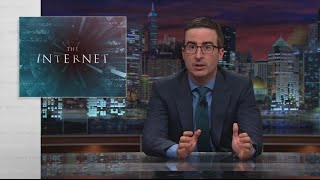 Online Harassment: Last Week Tonight with John Oliver (HBO)
