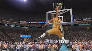 NBA Live 06 - Sonics vs New Orleans Hornets