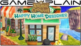 Animal Crossing: Happy Home Designer Journal   A Shop For Isabelle