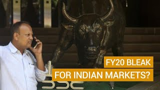 Are Indian stock markets staring at a bleak FY20?