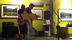 Band at Green Bean Coffee Shop