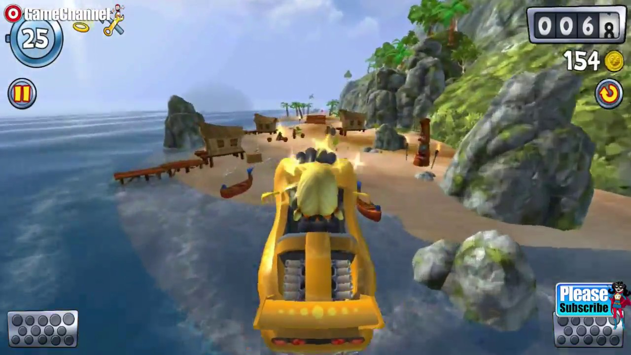 beach buggy blitz car racing games videos games for kids girls baby android