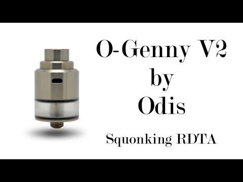 O-Genny V2 by Odis Design
