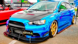 2016/OCT/16 STANCENATION JAPAN G Edition DRESS UP CAR AUTO SHOW in ...