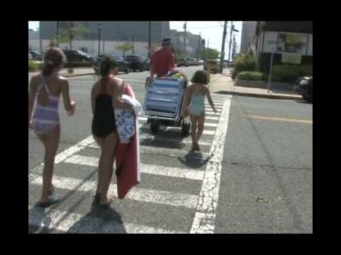 Pedestrians face problems crossing southern New Jersey streets