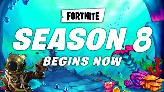 SEASON 8 TRAILER! Fortnite NEW OFFICIAL BATTLE PASS ANNOUNCE TRAILER LEAKED? Epic Games