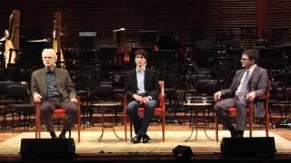 John Adams, Mason Bates & Mark Clague - American Orchestra Forum