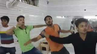 PFTI Behind The Scene Sukhiya Mar Gaya(Bajrangi Bhaijaan-Chicken Kuk-Doo-Koo)