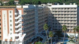 Hotel H Top Olympic en Calella