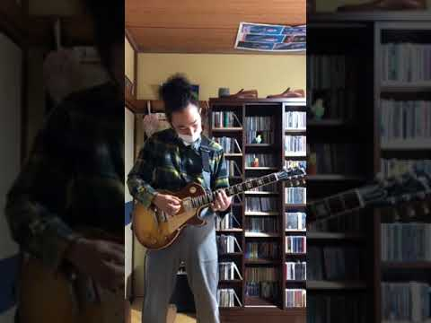 """2018/3/21(rec), the temperament warm-up exercises """"a coffee break guitar in the Yellow Submarine"""","""