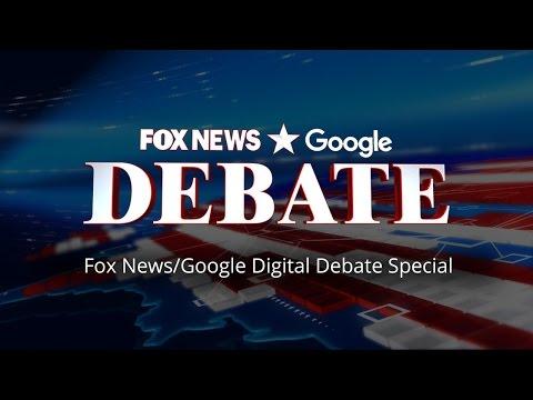 Fox News/Google Digital Debate Special (11pm)