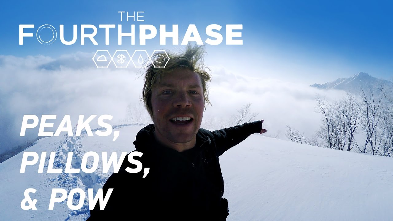 The Fourth Phase with Travis Rice, Ep. 3 Japan - peaks, pillows & pow