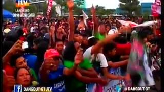 Video Musik Lagu Dangdut Utami Dewi Fortuna Lagu Santai Monata JTV 2013