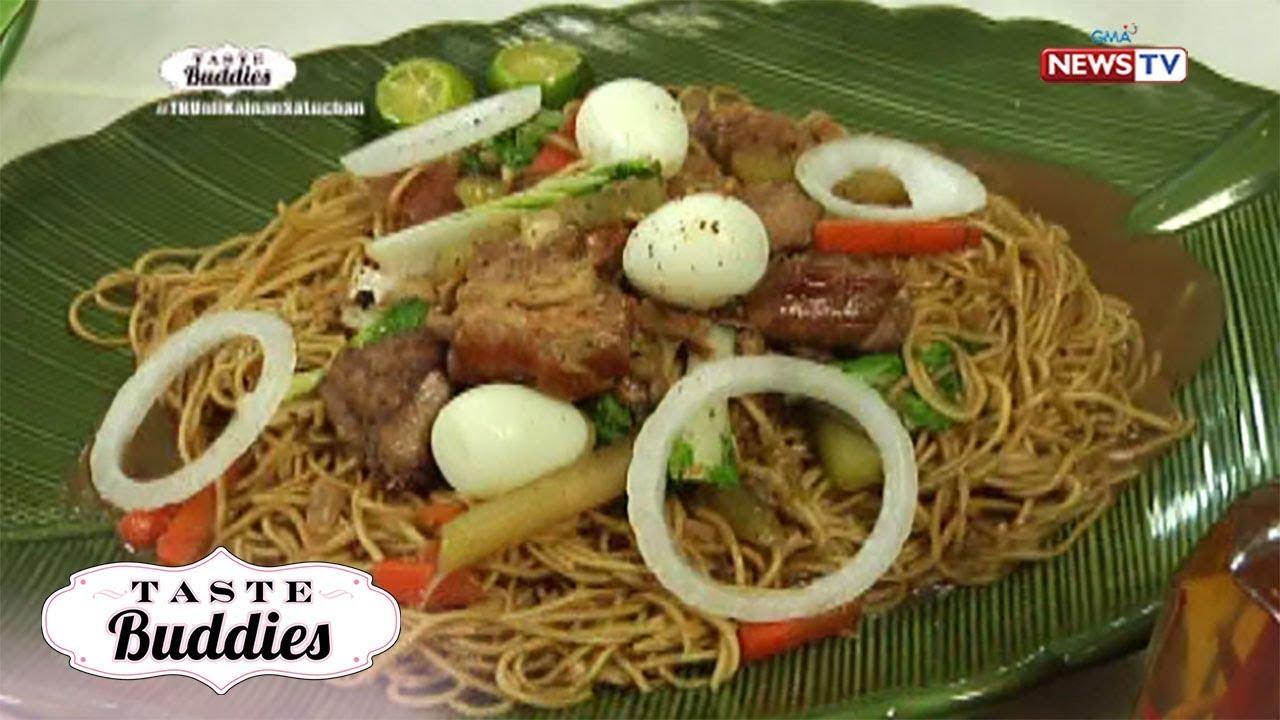 Taste Buddies: Arra San Agustin enjoys eating at 'King's table' restaurant