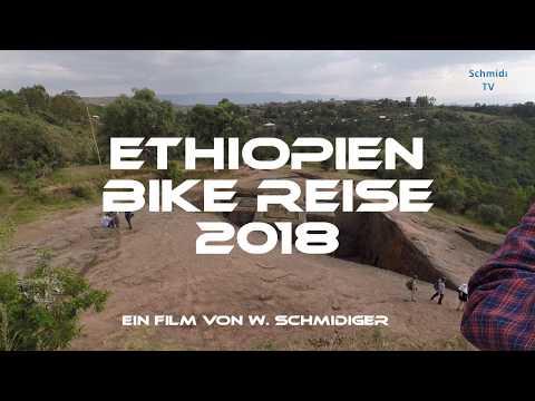 Ethiopien Bike-Reise 2018 kurz
