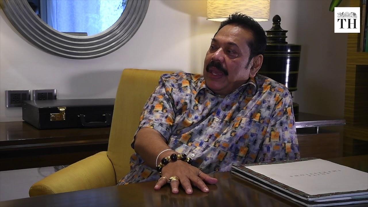 Mahinda Rajapaksha on India-Sri Lanka relations, political scenario in Sri Lanka and more