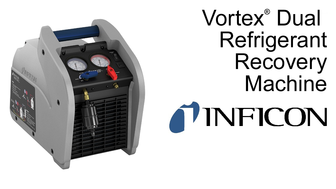 inficon recovery machine