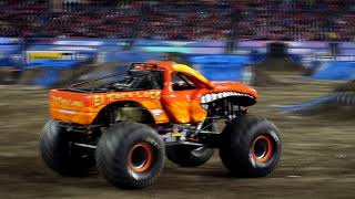 Monster Jam Raymond James 2018