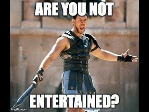 For Honor Gladius the Meme Gladiator - YouTube