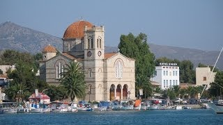 Tourist Attractions in Aegina Greece
