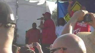 "E-40 ""Yay Area"" at Concert in Woodland, California"