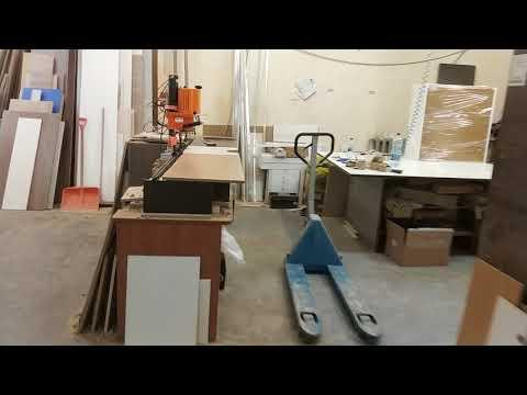 Мини цех производству корпусной мебели обзор станков