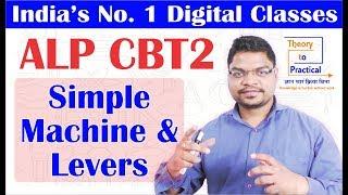 Basic science engineering Simple Machine & Levers CBT2 railway