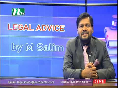 Legal Advice with M Salim 031020
