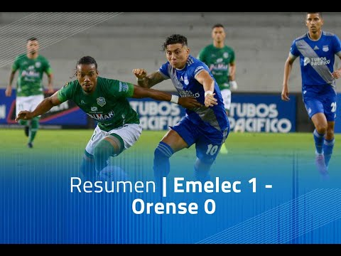 Emelec Ourense Goals And Highlights