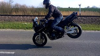 Video Suzuki Bandit 1200 S Riding download MP3, 3GP, MP4, WEBM, AVI, FLV September 2018