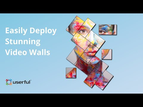 How To Make a Video Wall (2018)