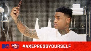 Axe Presents: #AXEpressYourself w/ Conceited | Wil...